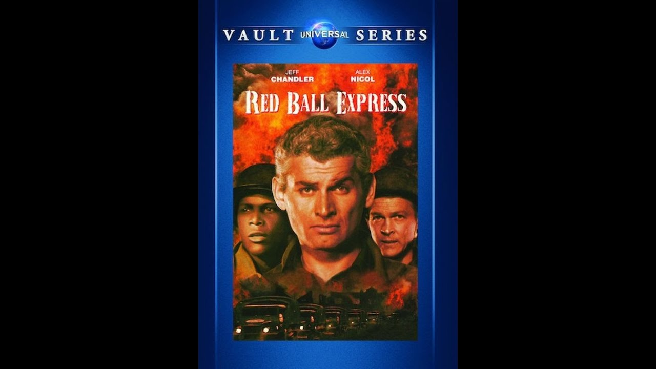 Download Red Ball Express (1952) Jeff Chandler