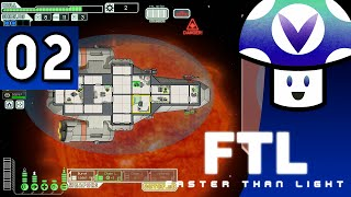 [Vinesauce] Vinny - FTL: Faster Than Light (part 2)