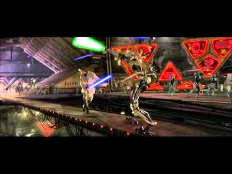 Star Wars Episode Iii Revenge Of The Sith Blu Ray Changes 2011 Youtube