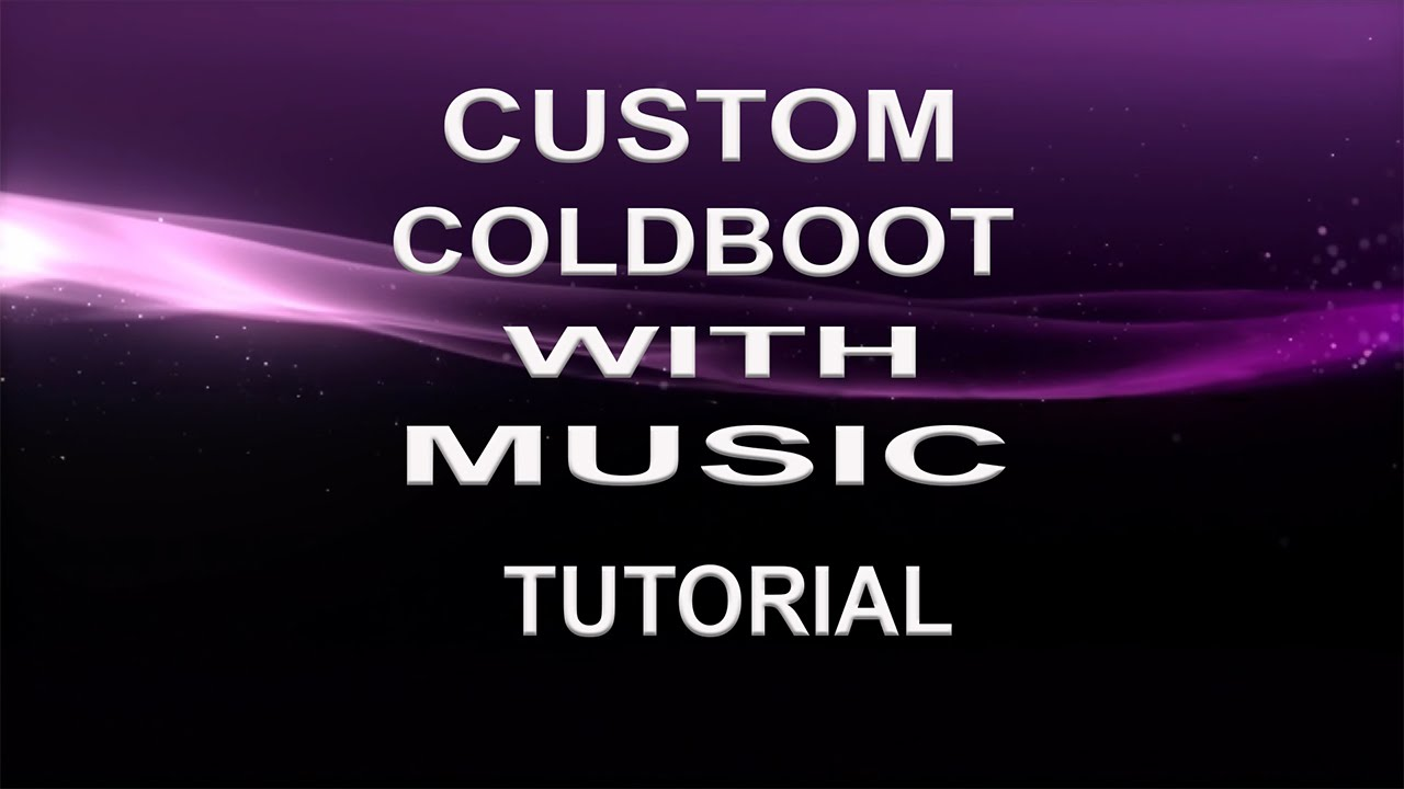 PS3 - (TuT) Make your own coldboot logo and sounds | PSX-Place