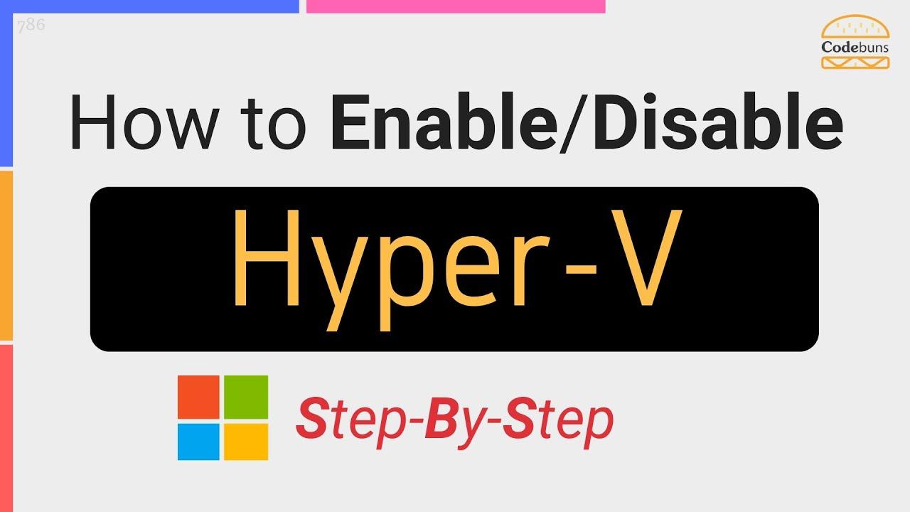android emulator turn off hyper-v