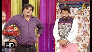 Hyper Aadi, Raising Raju Performance | Jabardasth | 3rd May 2018 | ETV  Telugu