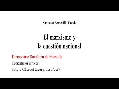 el-marxismo-y-la-cuestión-nacional---santiago-armesilla