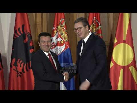 Top News - Vuçiç nxjerr videon me Ramën e Zaev/ Mesazh për Kosovën: Nuk na ndaloni dot