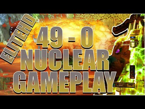 My First Nuclear on Black Ops 4 (49-0)
