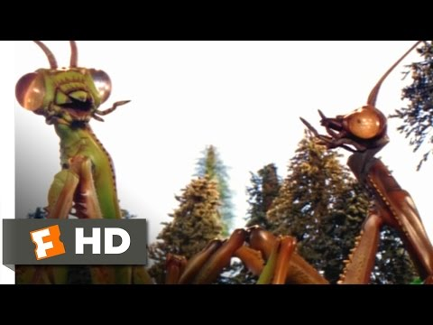 Monster Island 610 Movie   Giant Mantis Sex 2004 HD
