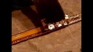Как позолотить раму для картины 1,2 $ лист сусальное золото Украина Киев Харьков Одесса Львов(, 2014-07-30T19:16:01.000Z)