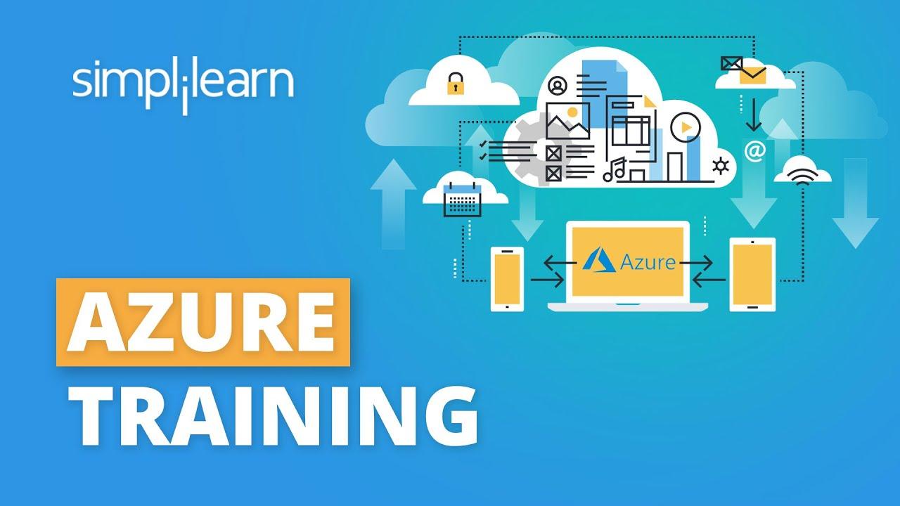 Azure Training   Azure Tutorial For Beginners   Microsoft Azure Fundamentals Training   Simplilearn