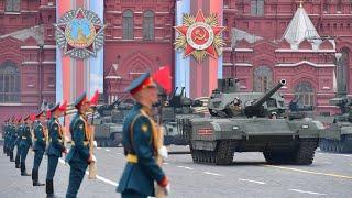 Парад Победы под Gorky Park-Moscow calling!!1