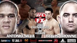 UFC on FX 5 Predictions- Kamikaze Overdrive MMA