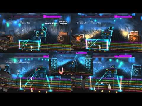 Rocksmith 2014 (The Rolling Stones - Paint It, Black) Lead/Bonus Lead/Rhythm/Alt. Rhythm/Bass