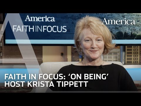 Krista Tippett on talking about God, faith and spirituality (every day, every week)   Faith in Focus