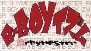 RHYMESTER - B-BOYイズム