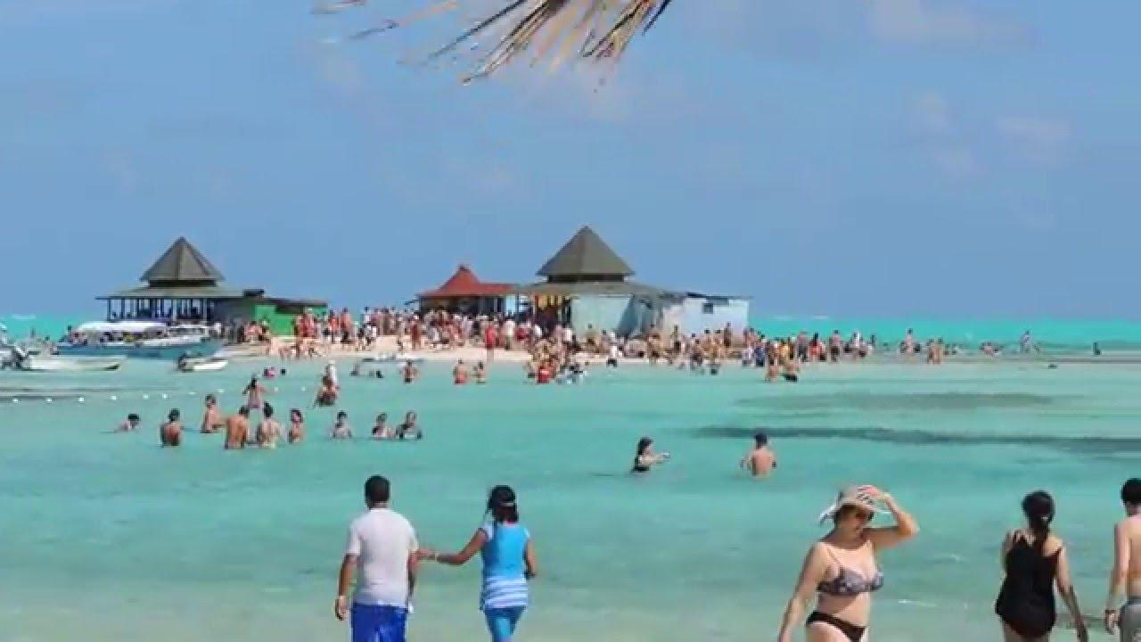 Cayo acuario isla de san andr s 26 01 2015 youtube - El colmao de san andres ...