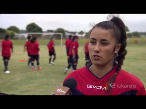 Football: Māori Women's U17 keen for clash against Tonga