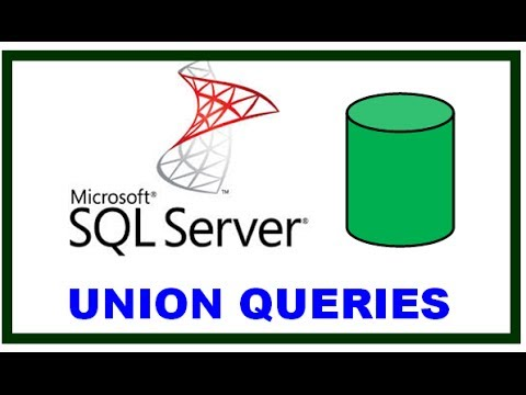 SQL SERVER UNION QUERY EXAMPLE