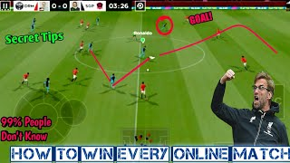 How To Win Every Online Matches in DLS 20 Mobile | Secret Tricks | DLS 20 Online Tips screenshot 2