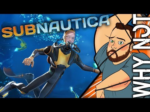 Subnautica | We Need To Go Deeper!! | LIVE Gameplay