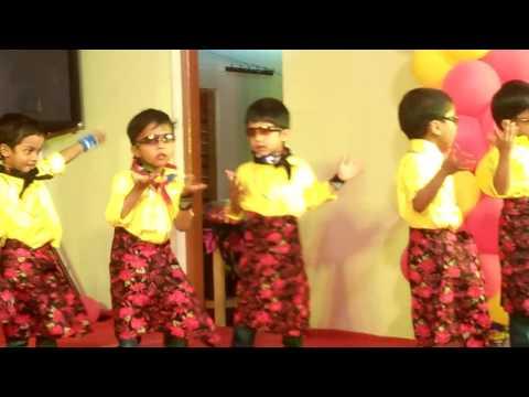 Damalu dumeelu dance Roni christ