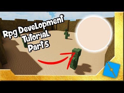Rpg Development Tutorial Pt.5 | Roblox Studio Development