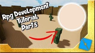 Rpg Development Tutorial Pt.5 | Roblox Studio Development