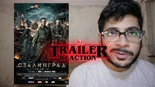 """Сталинград"" трейлер-3 HD (Россия) Trailer Reaction"
