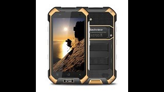 Blackview BV6000s IP68 Android 7.0 4G Dual SIM Smartphone