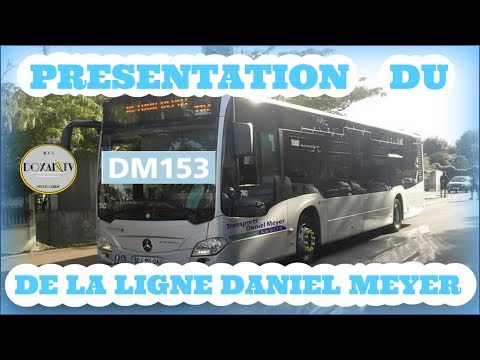 Daniel Meyer Bus Ligne DM153 (Keolis)