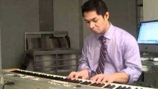 CHARICE - Grown Up Christmas List (Piano Cover Instrumental by Dr. Jay)