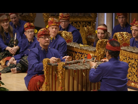 BYU's most unusual musical group: the Bintang Wahyu gamelan orchestra