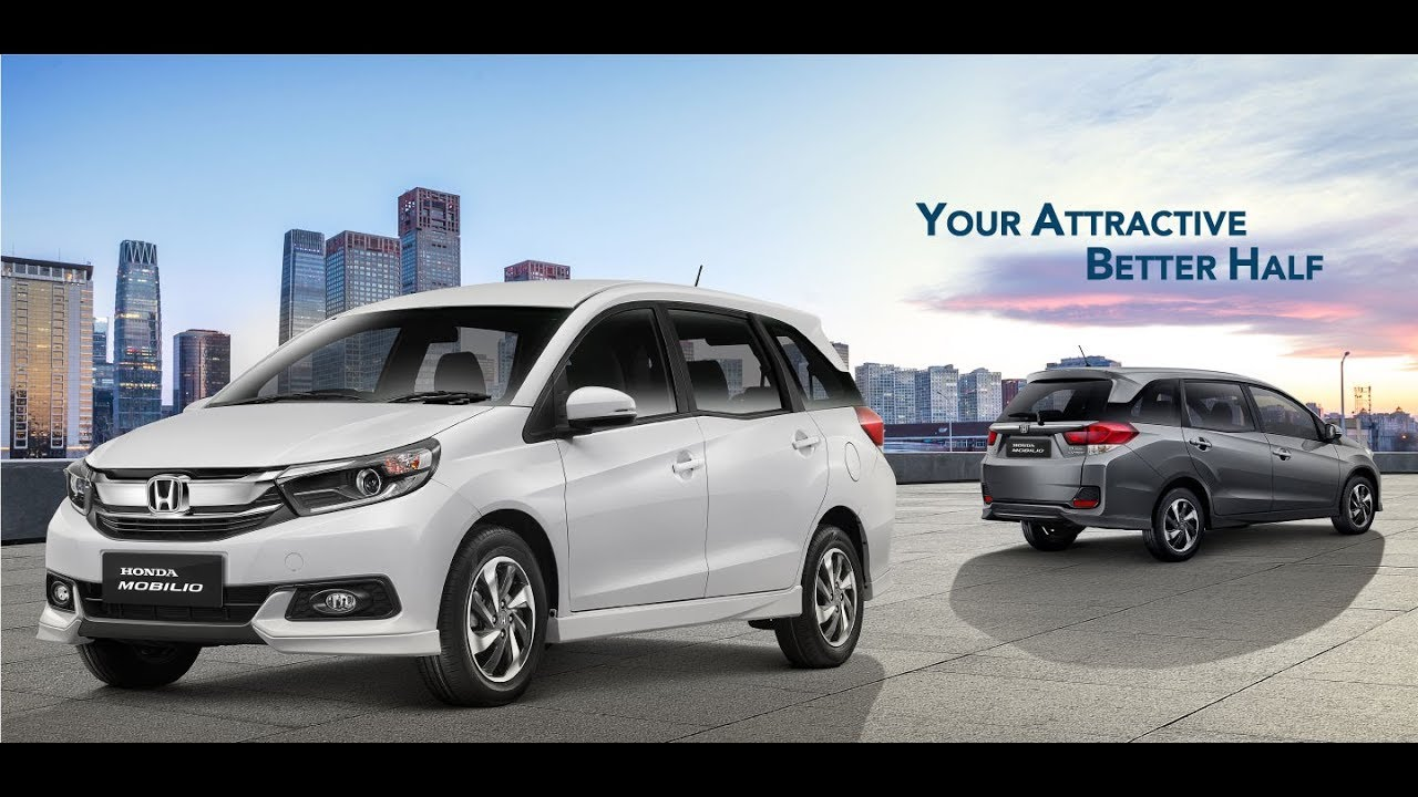 OFFICIAL VIDEO New Honda Mobilio 2020 Your Better Half