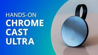 Chromecast Ultra (3a geraço - 4K) [Hands-on]