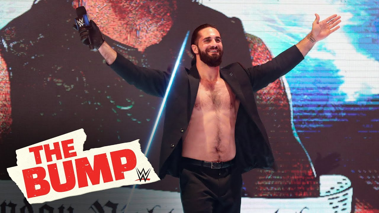 Seth Rollins on moving to SmackDown: WWE's The Bump, Oct. 21, 2020