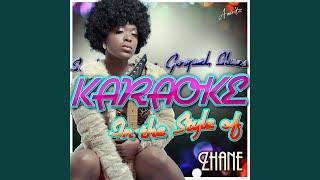 Sending My Love (In the Style of Zhane) (Karaoke Version)