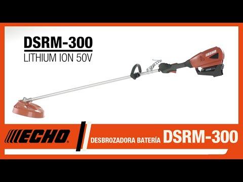 Desbrozadora De Batería Dsrm 300 Pro