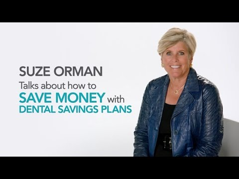 Suze Orman: Talks to dentist about savings for patients