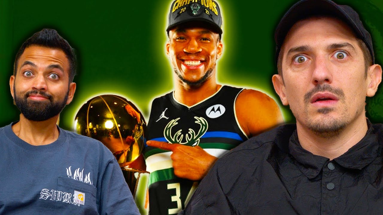 Should Giannis be in the GOAT discussion? | Flagrant 2 with Andrew Schulz and Akaash Singh