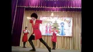 Дигора РДК. Горский танец 2012