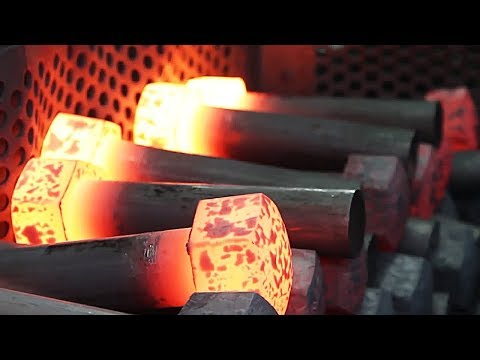 Why do Germans have the World's Best Factory Machines? Watch now.