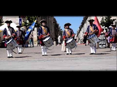 Fifres et Tambours d'Aunis Saintonge Festival cape et épée -Richelieu