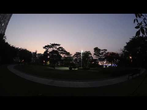 evening timelapses in a corner of shenzhen guangdong china 2017 0121 piano