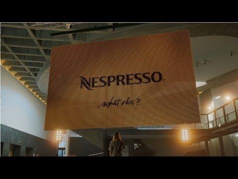 O seu Nespresso sempre à mão