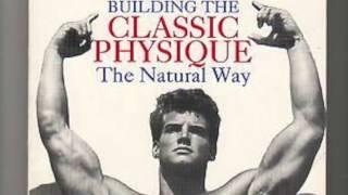 Золотой век бодибилдинга: Стив Ривз первые 3 месяца тренировок