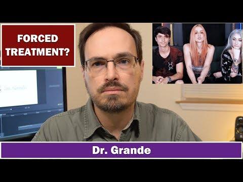 Jaclyn Glenn - Eugenia Videos   Involuntary Treatment & Eating Disorders