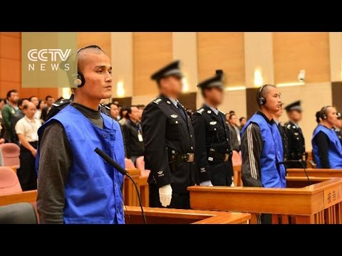 Court upholds sentences of criminals in Kunming terrorist attack