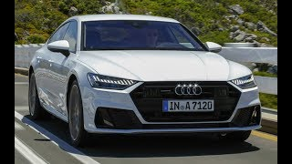2018 Audi A7 Sportback 55 TFSI Quattro - Sporty Character and Innovative Technology