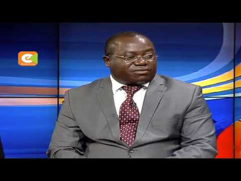 Msando appeared in two TV shows on Friday