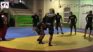 Damian Janikowski: MMA? Pewnie kiedyś tak, ale podstawa to zapasy