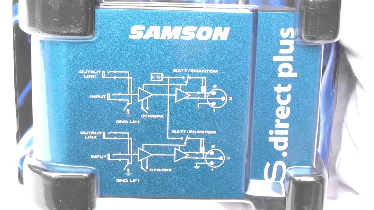 Samson — s-com plus.