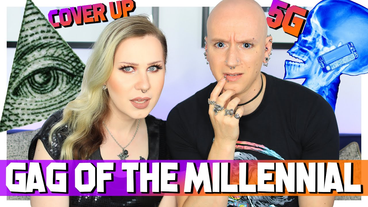 Biggest Conspiracy Theories We Believe | Gag Of The Millennial Ep.5 | Roly & Luxeria